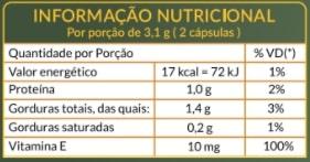 Spirulina - Emagrecimento, antioxidante e fonte de proteínas - 60 Cáps - Soulife - Combo 2 Unidades  - SOULIFE