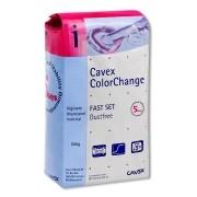 Alginato Colorchange Tipo I - CAVEX