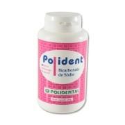 Bicarbonato de Sódio Polident 250g Sabor Morango - POLIDENTAL