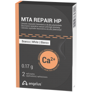 Cimento MTA Repair HP (GANHE 1 BROCA CARBIDE ENDO Z) - ANGELUS