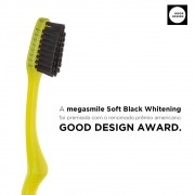 Escova Dental Soft Whitening Duo - MEGASMILE