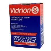 Kit Ionômero de Vidro - Auto - Vidrion C Plus - SS WHITE