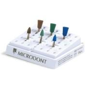 Kit Mini de Polimento de Amálgama - MICRODONT