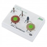 Kit Para Ajuste e Polimento Intraoral - JOTA