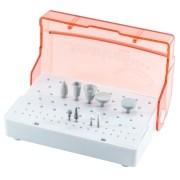 Kit para Polimento em Ortodontia - Remoção de Bráquetes Estéticos - AMERICAN BURRS