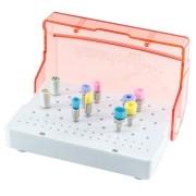 Kit para Profilaxia Color Brush - AMERICAN BURRS