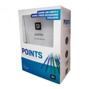 Kit Pontas Aplicadoras Descartáveis Points + Dispenser de Points - SDI