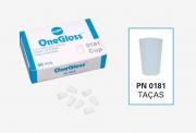 OneGloss Cup - 50 unidades - SHOFU