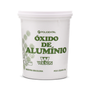 Óxido de Alumínio - 2kg - #320 - ExtraFino 45 Micra - POLIDENTAL / WILSON