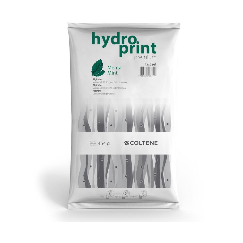 Alginato Hydroprint Premium 454g Fast Set - COLTENE  - CD Dental