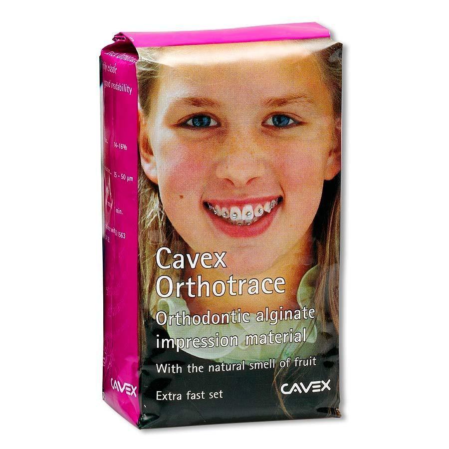 Alginato Orthotrace 500g Cavex - DENTAL NEWS  - CD Dental