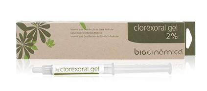 Antisséptico Clorexoral Gel 2% - BIODINÂMICA  - CD Dental