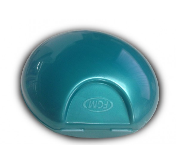Caixa Para Moldeira(Porta Moldeira) - Verde - 10 Unidades - FGM  - CD Dental