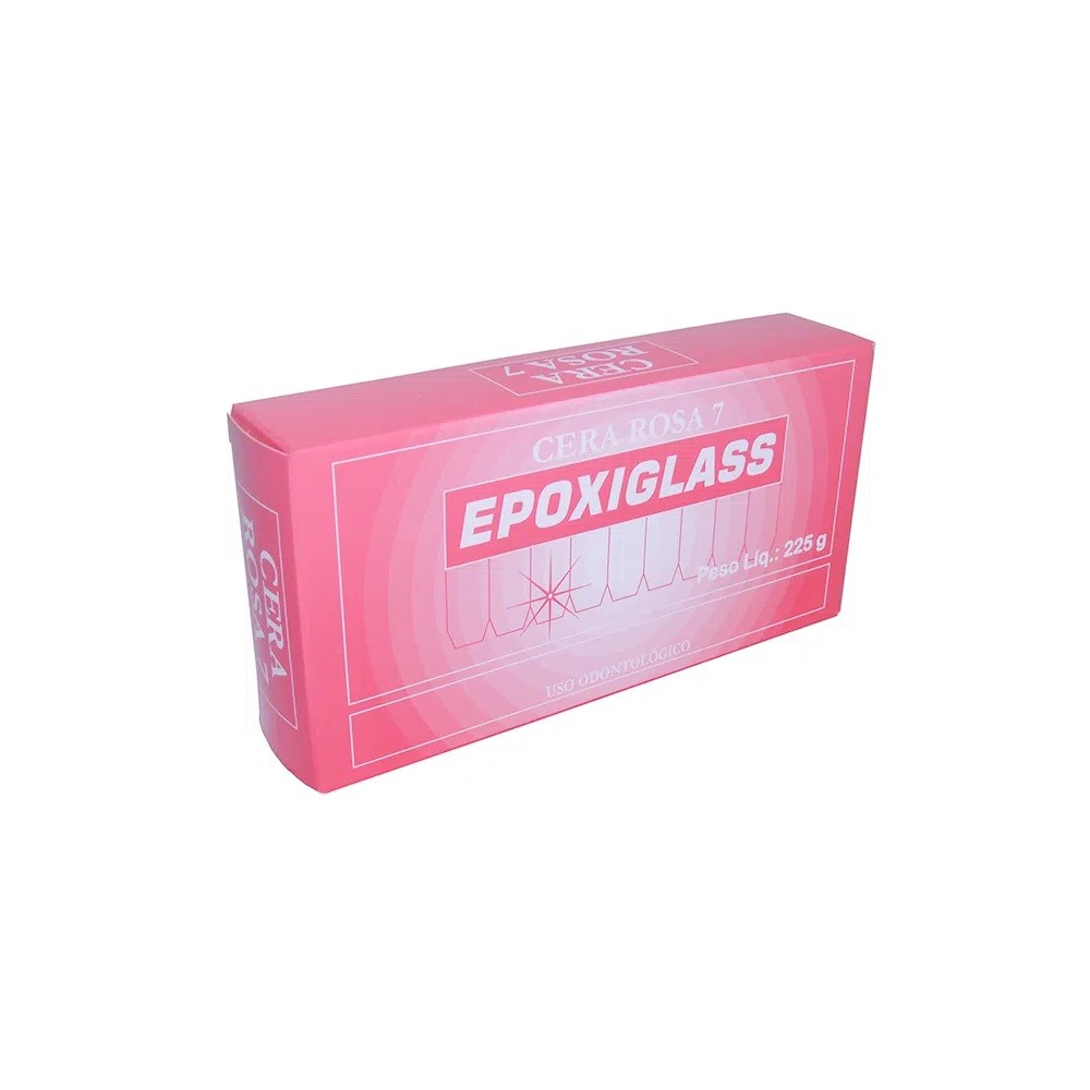 Cera Rosa 7 - EPOXIGLASS  - CD Dental