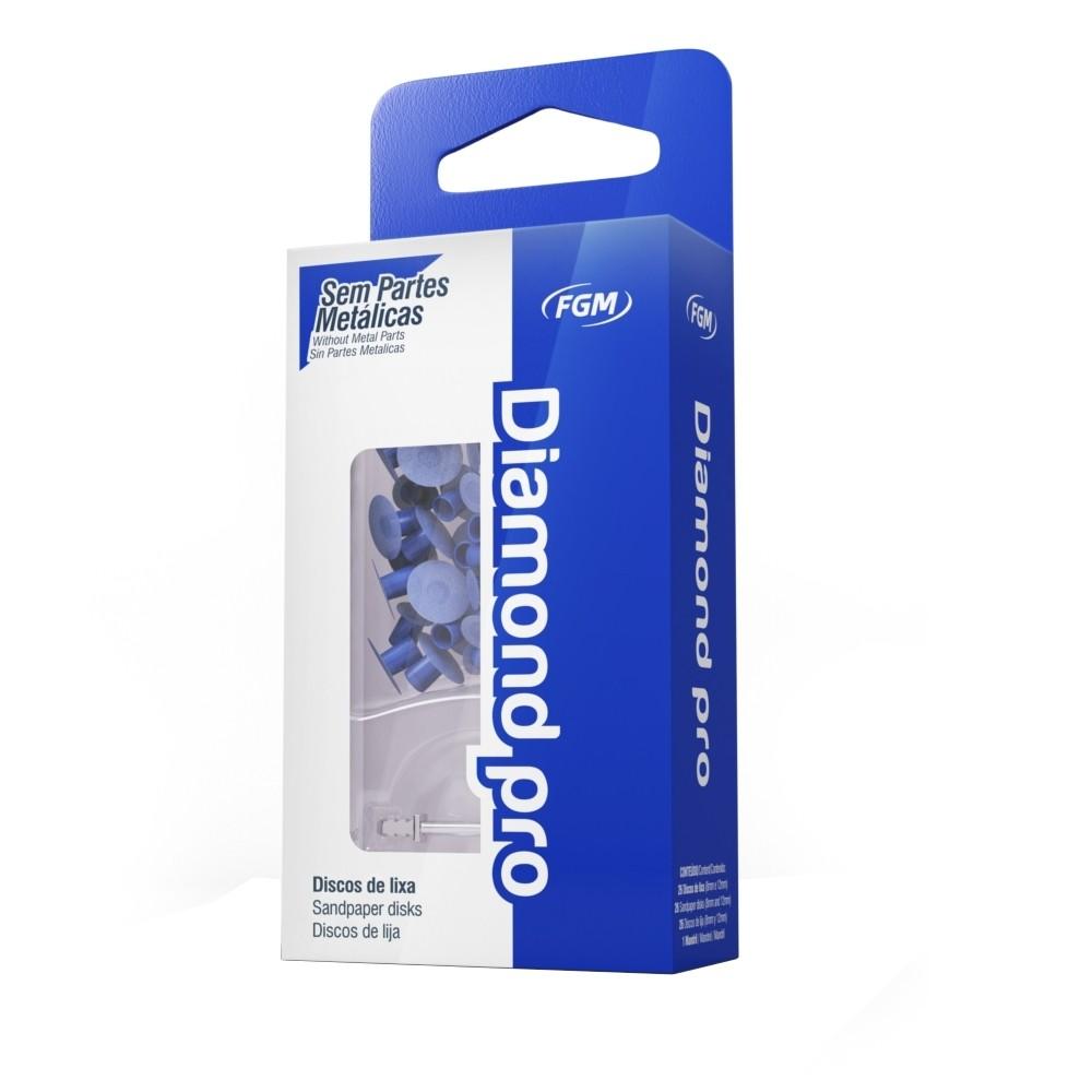 Disco de Lixa Diamond Pro G - FGM  - CD Dental