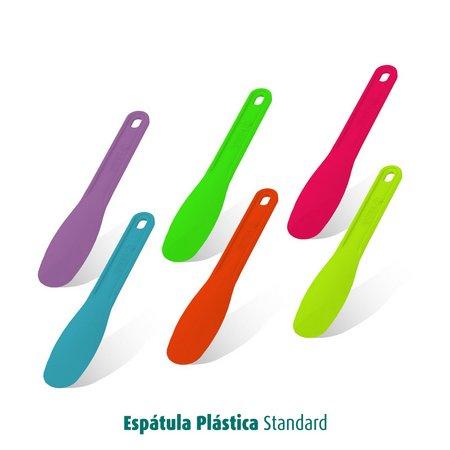 Espátula Plástica - INDUSBELLO  - CD Dental
