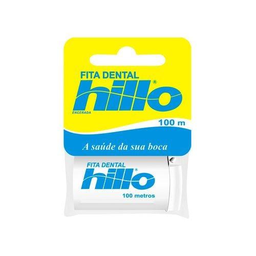 Fita Dental 100m - HILLO  - CD Dental