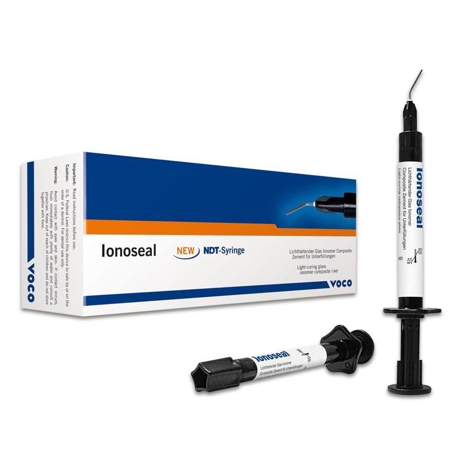 Ionômero de Vidro Forrador Ionoseal - VOCO  - CD Dental