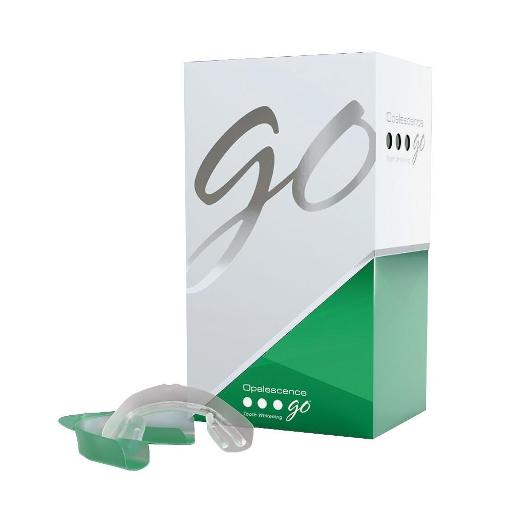 Kit Clareador Opalescence GO 10% Menta 10 Moldeiras - ULTRADENT  - CD Dental