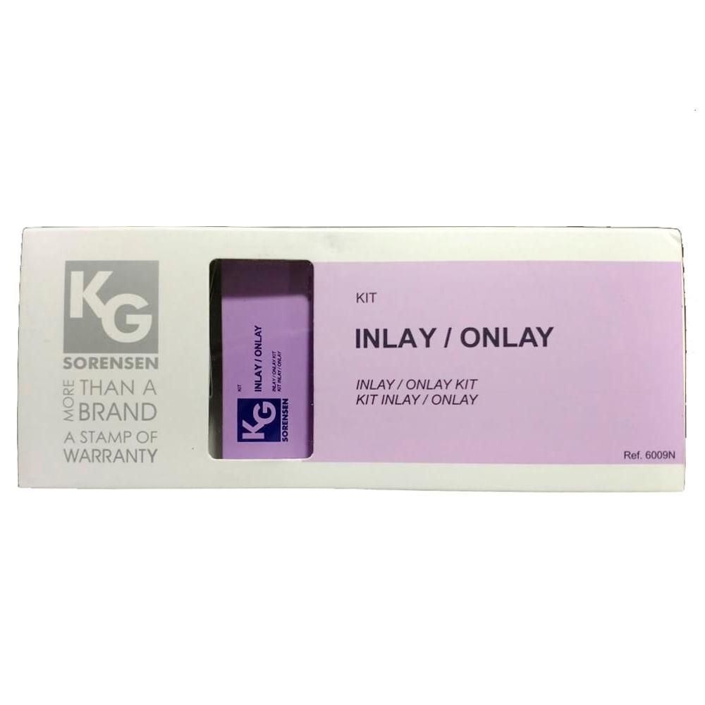 Kit Inlay / Onlay -  KG SORENSEN  - CD Dental