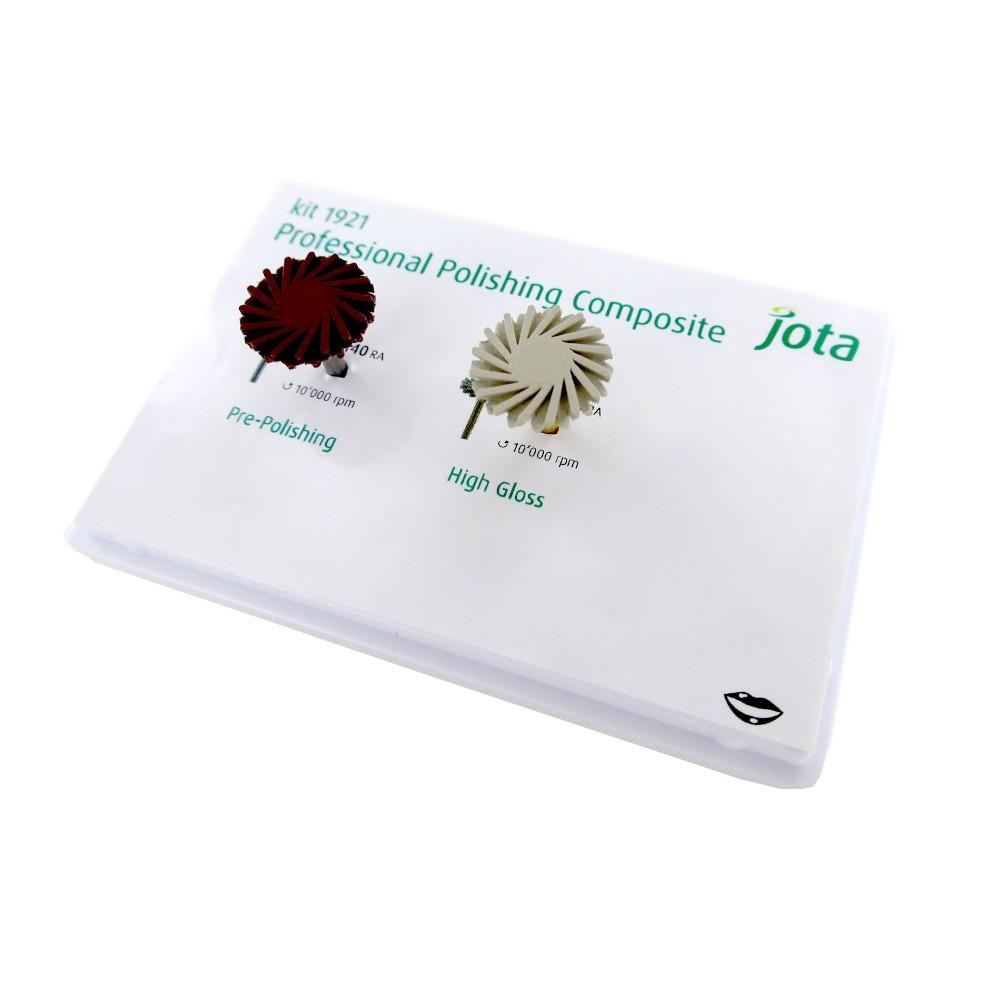 Kit Para Acabamento e Polimento de Resina - JOTA  - CD Dental