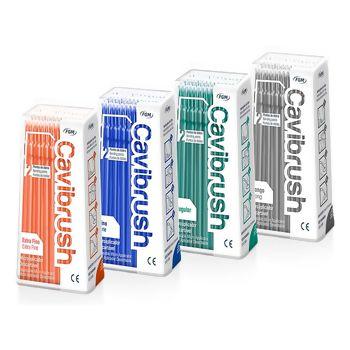Microaplicador Cavibrush - FGM  - CD Dental