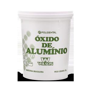 Óxido de Alumínio - 2kg - #320 - ExtraFino 45 Micra - POLIDENTAL / WILSON  - CD Dental