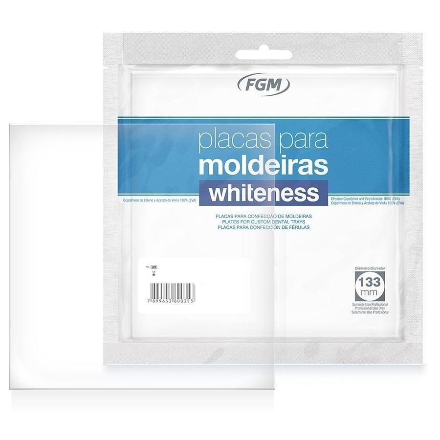 Placa para Moldeira de Clareamento Whiteness - FGM  - CD Dental