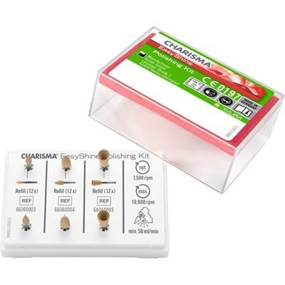 Ponta de Polimento Charisma EasyShine - KULZER  - CD Dental