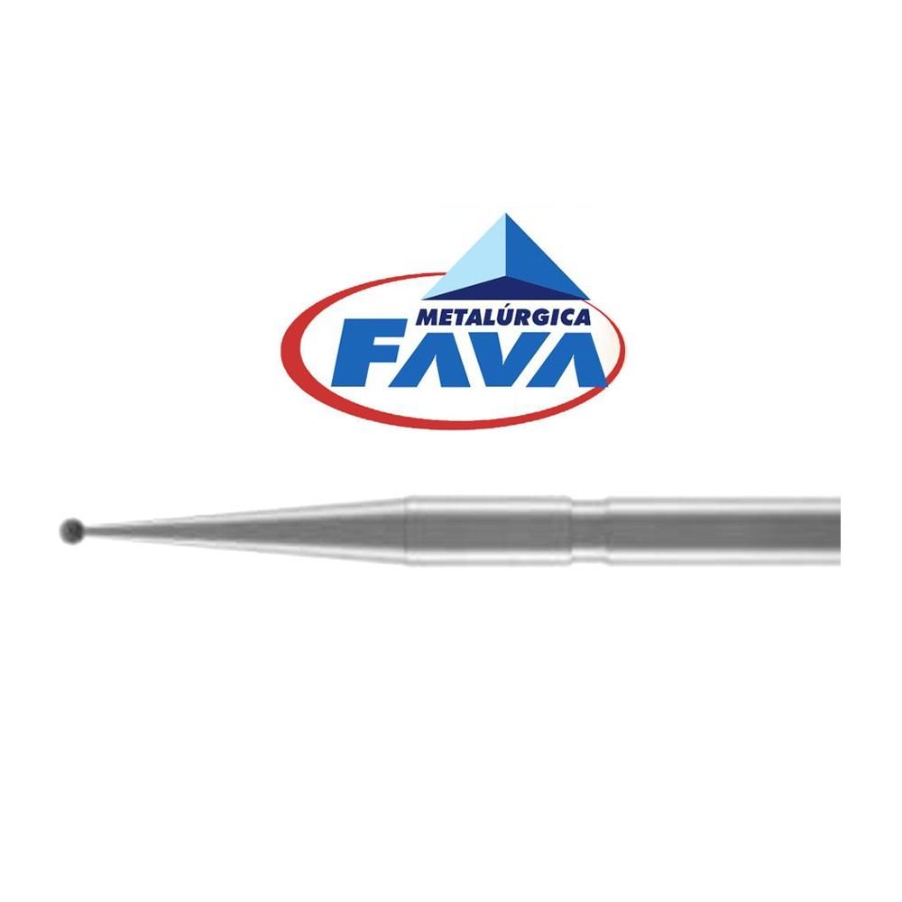 Ponta Diamantada - FAVA  - CD Dental
