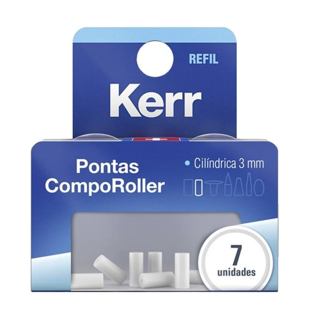 Pontas para Espátula Comporoller - KERR  - CD Dental