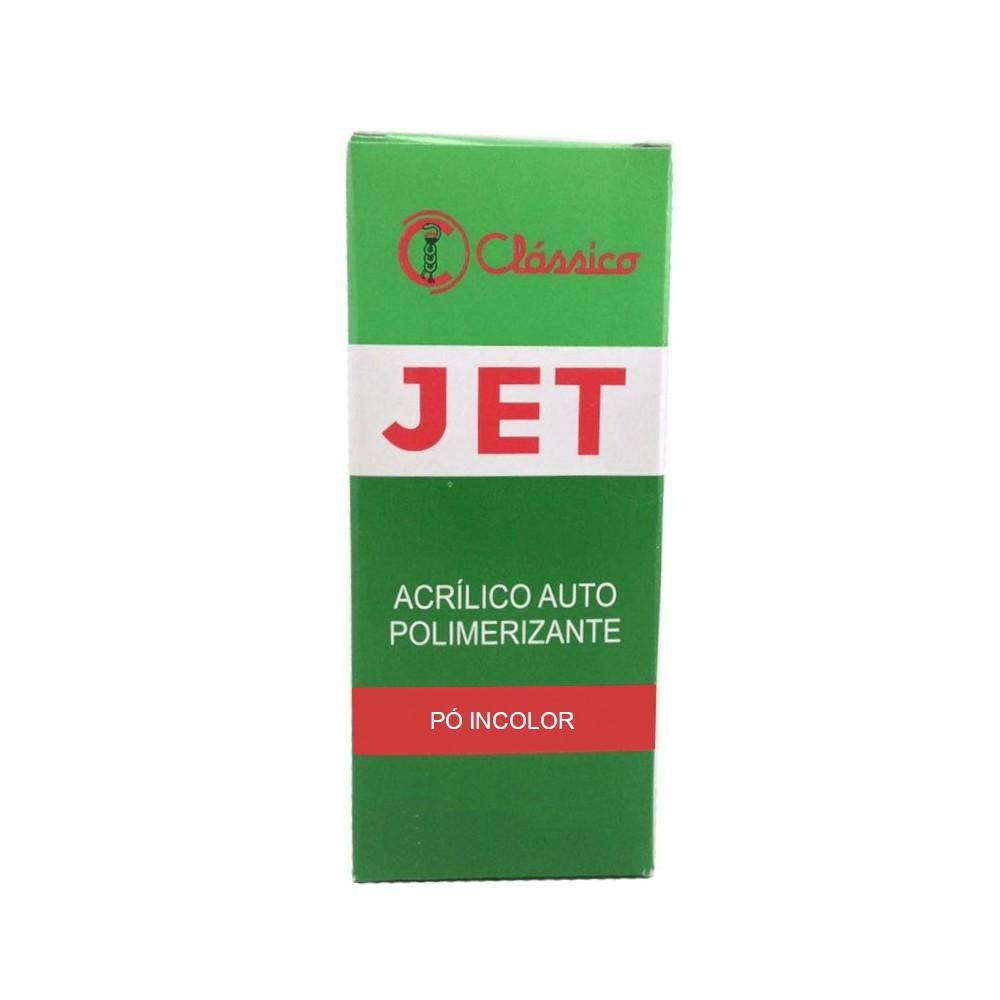 Resina Acrílica Auto JET Pó - CLÁSSICO  - CD Dental