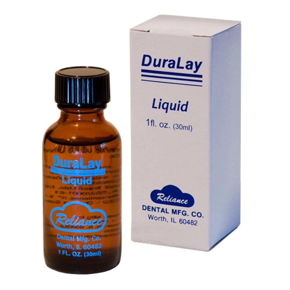 Resina Acrílica Duralay Líquido 30ml - RELIANCE  - CD Dental