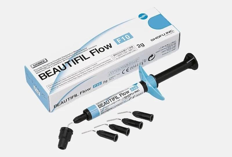Resina Beautifil Flow F10 - SHOFU  - CD Dental