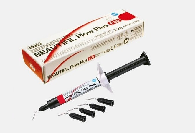 Resina Beautifil Flow Plus F00 - SHOFU  - CD Dental