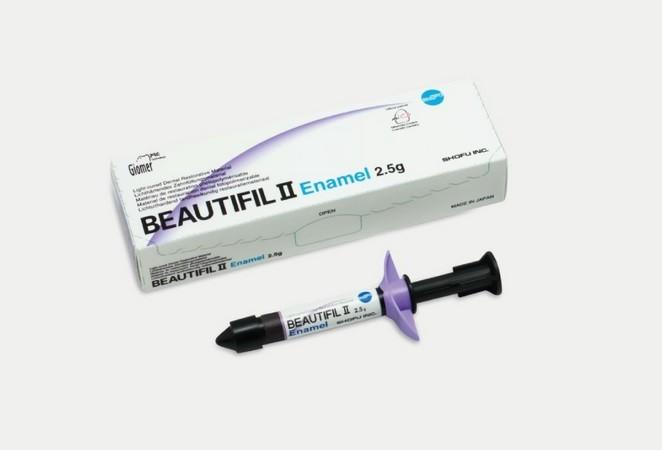 Resina Beautifil II Enamel - SHOFU  - CD Dental