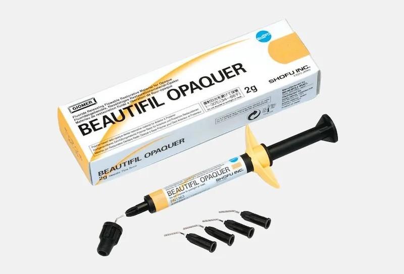Resina Beautifil Opaquer - SHOFU  - CD Dental