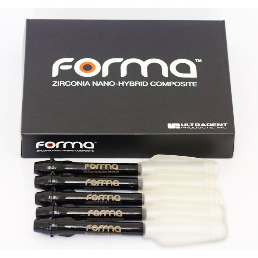 Resina Forma Kit - ULTRADENT  - CD Dental