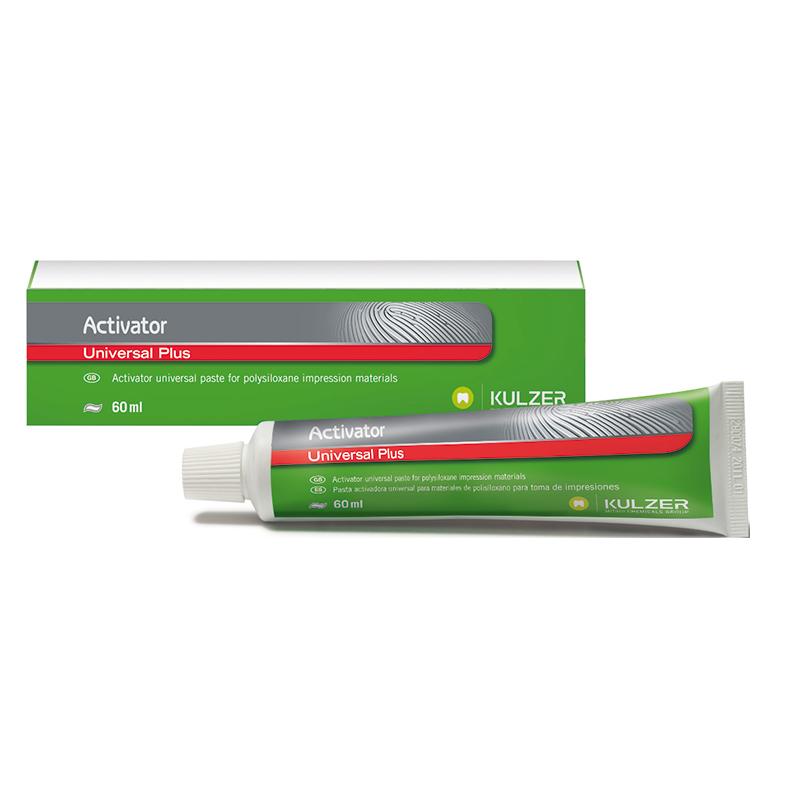 Silicone de Condensação Activator - KULZER  - CD Dental