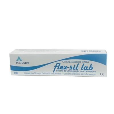 Silicone de Condensação Flex-Sil Catalisador Lab - TECHNEW  - CD Dental