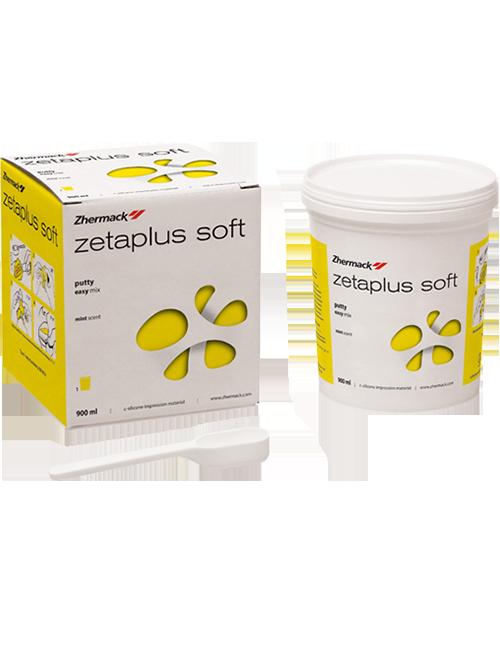 Silicone de Condensação Zetaplus Putty Soft Denso - ZHERMACK  - CD Dental