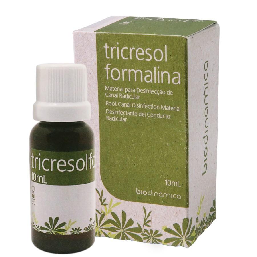 Tricresol Formalina - BIODINÂMICA  - CD Dental