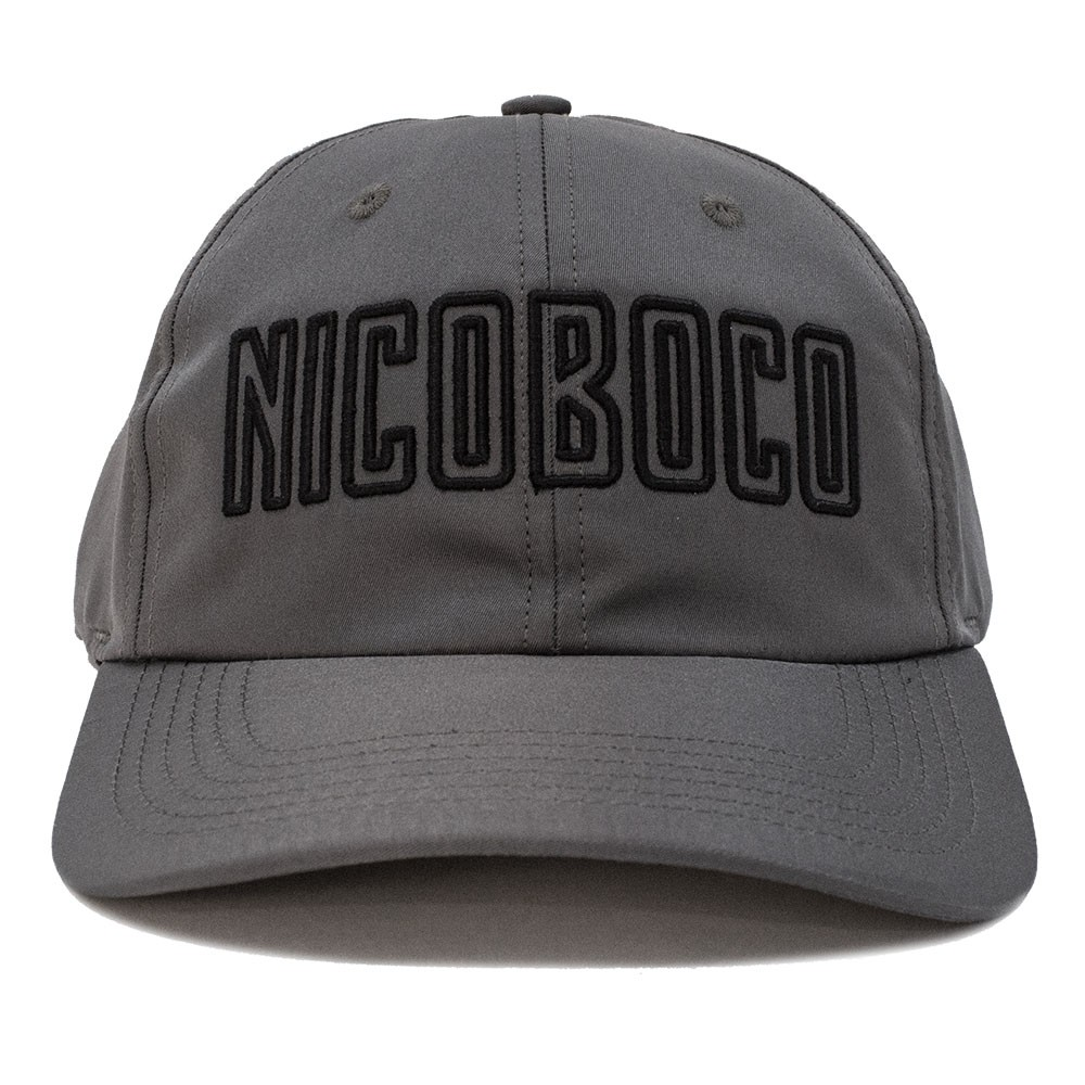 Boné Nicoboco Marca Cinza