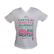 Camisa antigos Carnavais - 2010