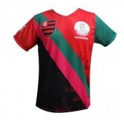 Camisa Dois Amores Flamengo