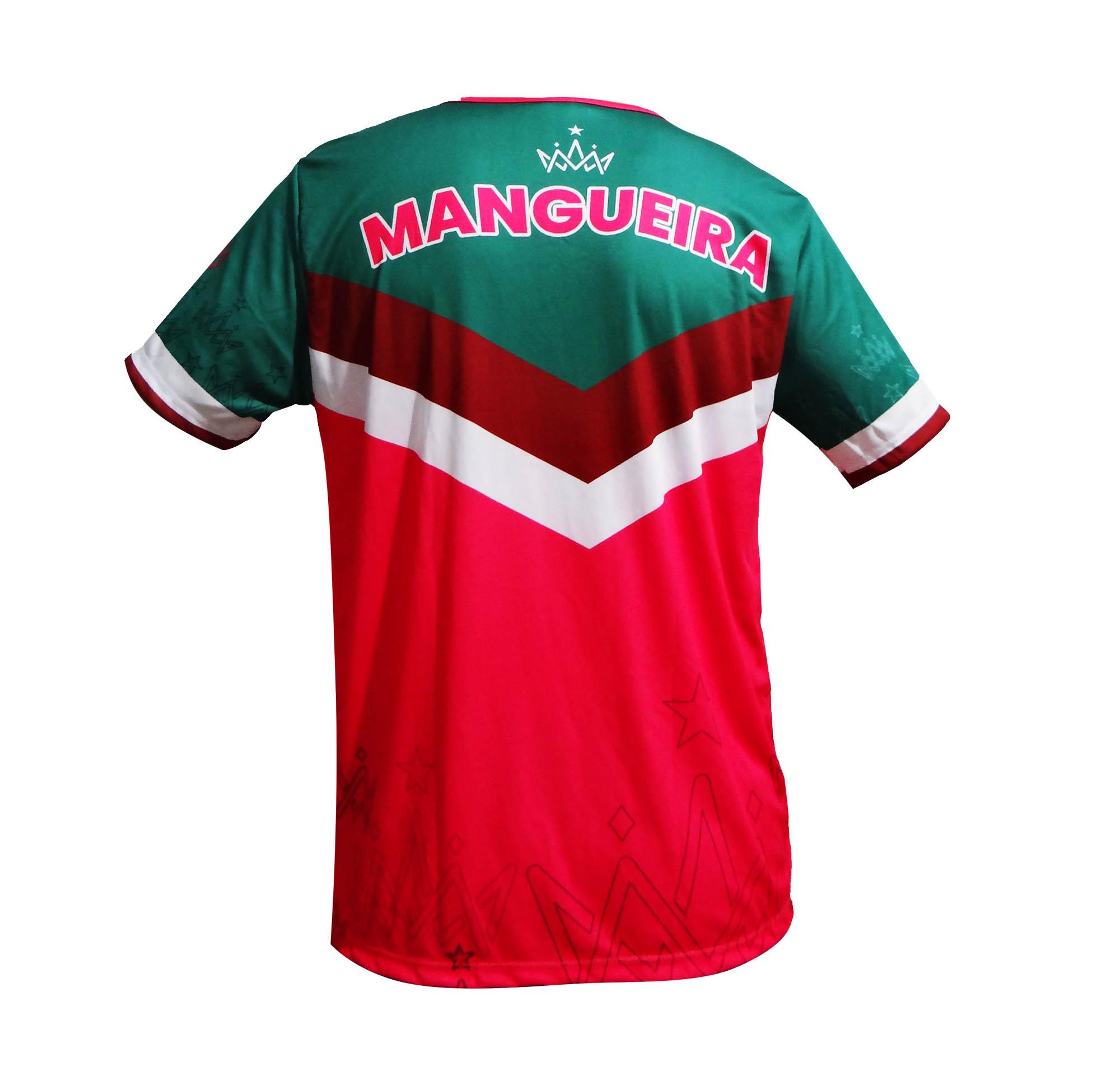 Camisa Dois Amores Fluminense