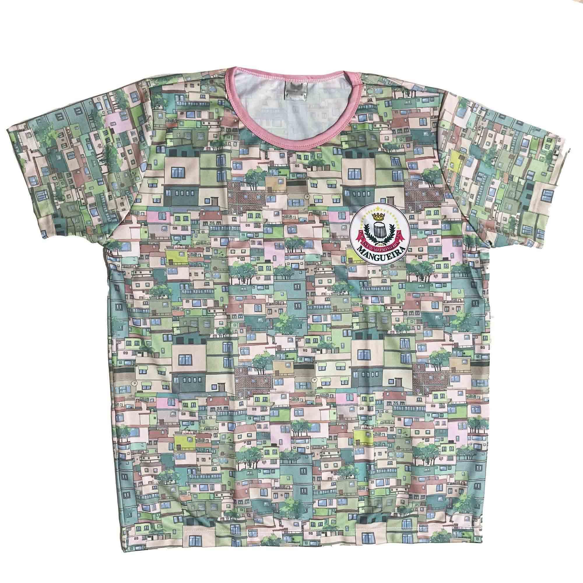 Camisa Favela