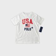 Camiseta Ralph Lauren 5/6 anos