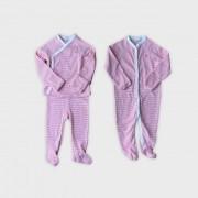 Kit Pijama + Macacão Ralph Lauren 6 meses