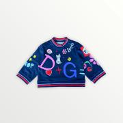 Moletom Dolce & Gabbana 7/8 anos